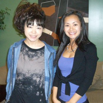 My inspiration, Hiromi, at Catalina Jazz Club, Los Angeles