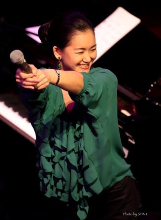Performing at Fukui Jazz Festival