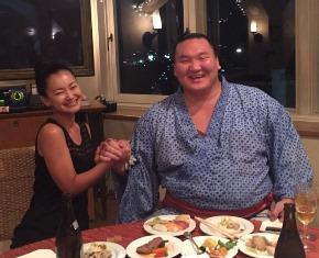 Hakuho, Mongolian Sumo Superstar