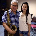 Justo Almario & Yuko