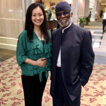 Yuko Mabuchi & Ahmad Jamal