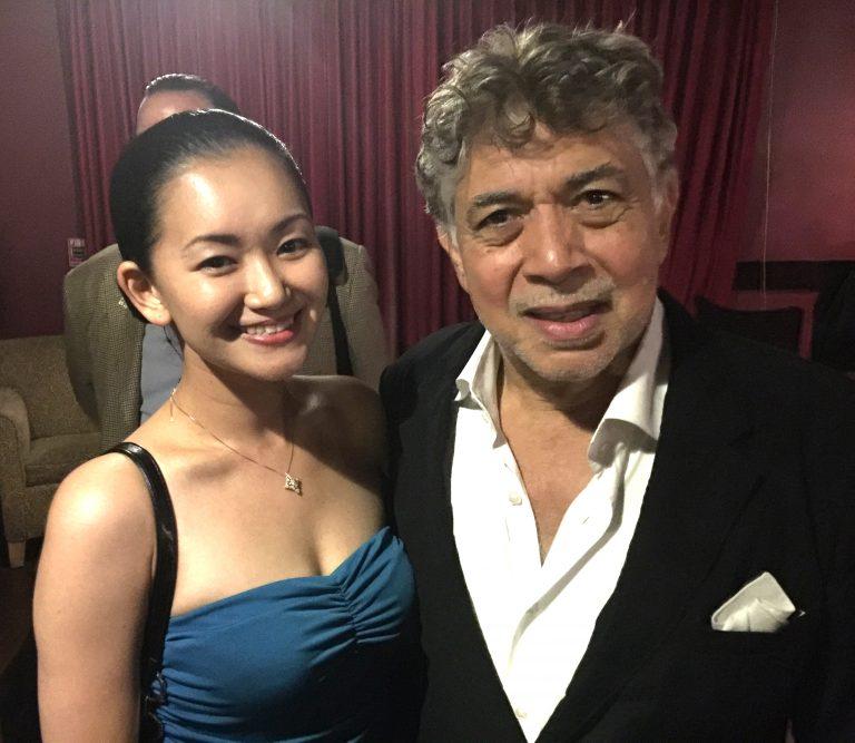 Yuko & Monty Alexander