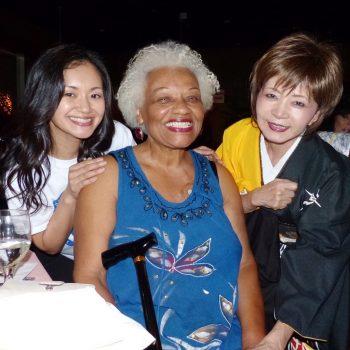 Barbara Morrison & Toshiko Okawa
